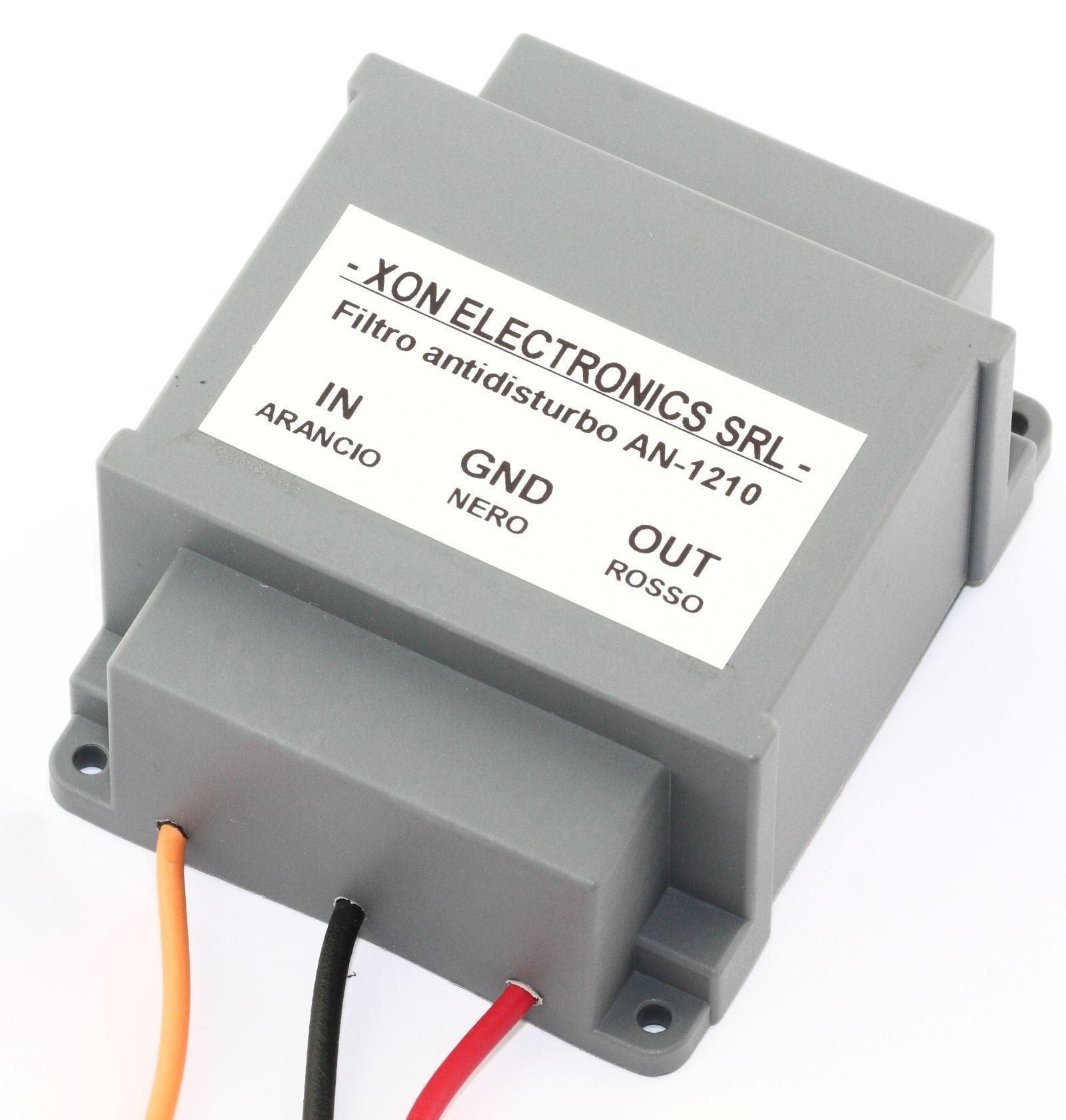Noise Filter An 1210 Xon Electronics Dispositivi E Componenti Circuit Picture Of