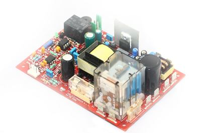 Picture of RS-10 electronic board