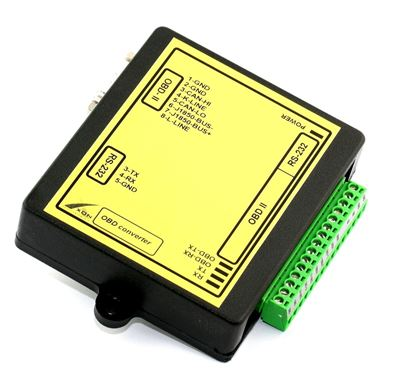 Picture of RS232 <-> EOBD Converter
